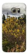 Heather Meadow Galaxy S6 Case by Blanca Braun