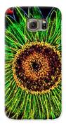 Inside Out Sunflower Galaxy S6 Case by Michelle Ressler