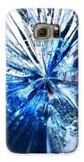 Into The Icy Blue Galaxy S6 Case by Natalya Karavay