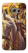 Joan D'arc Galaxy S6 Case by Lynette Yencho