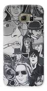 Johnny Depp Character Tribute Galaxy S6 Case by Gary Niles