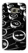 Key Strokes  Galaxy S6 Case by Natalya Karavay