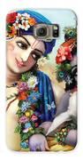 krishna-Balarama Galaxy S6 Case by Lila Shravani