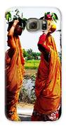 Kumaoni Ladies Galaxy S6 Case by Ankeeta Bansal