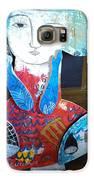 La Coleccionista Galaxy S6 Case by Thelma Lugo