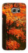 Leaves Over Water Galaxy S6 Case by Joyce Kimble Smith