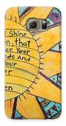 Let Your Light Shine Galaxy S6 Case by Lauretta Curtis