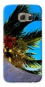 Lone Palm Galaxy S6 Case by Lisa Cortez