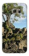 Lone Tree Galaxy S6 Case by Gordon  Grimwade