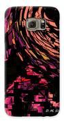 Lovers Swirling Galaxy S6 Case by David Skrypnyk