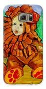 Lukas The Lion Galaxy S6 Case by Pilar  Martinez-Byrne