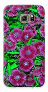 Many Blooms Galaxy S6 Case by Michael Sokalski
