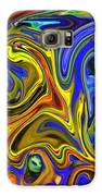 Mardi Gras Mask Galaxy S6 Case by Chad Miller