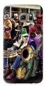Mardi Gras Parade Galaxy S6 Case by Mark Block