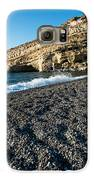 Matala Beach Galaxy S6 Case by Luis Alvarenga