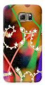 Merry Christmas Galaxy S6 Case by Karunita Kapoor