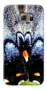 Monarchs Blue Glow Galaxy S6 Case by Kim Galluzzo Wozniak