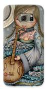 Moon Guitar Galaxy S6 Case by Karin Taylor