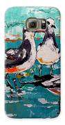 Morning Social Galaxy S6 Case by Vickie Warner