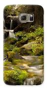 Mossy Falls 1 Galaxy S6 Case by Roger Snyder