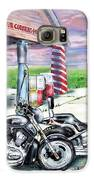 Motorcycles Galaxy S6 Case by Chris Dreher
