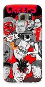 Night Of The Creeps  Galaxy S6 Case by Gary Niles