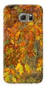 October Watercolors_1 Galaxy S6 Case by Halyna  Yarova