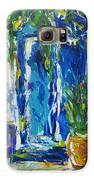 Our Blue Door Galaxy S6 Case