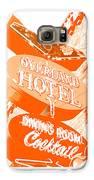 Overland Hotel Galaxy S6 Case