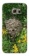 Paper Hornet Nest Galaxy S6 Case by Garren Zanker