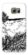 Pasture  Galaxy S6 Case by Jean Ann Curry Hess