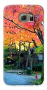 Path And Palette Galaxy S6 Case by Shawn Lyte