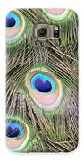 Peacock Feathers Galaxy S6 Case
