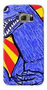 Pop Art Godzilla Galaxy S6 Case by Gary Niles