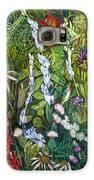 Prairie Web Galaxy S6 Case by Helen Klebesadel