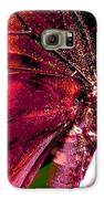 Purple Wings Two Galaxy S6 Case by Walter Klockers