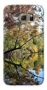 Reflections Of Fall Galaxy S6 Case by Edward Hamilton