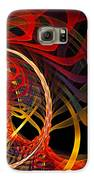 Ring Of Fire Galaxy S6 Case by Andee Design