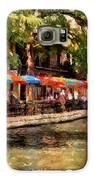 Riverwalk Galaxy S6 Case by Cary Shapiro