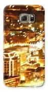 Roanoke City Lights Galaxy S6 Case by Scott Ware