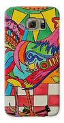 Rooster On Lookout  Galaxy S6 Case by Carol Hamby
