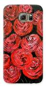 Roses Galaxy S6 Case by Kat Poon