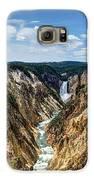 Rugged Lower Yellowstone Galaxy S6 Case by John Kelly