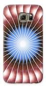 Spiritual Pulsar Kaleidoscope Galaxy S6 Case by Derek Gedney