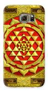 Sri Lakshmi Yantra Galaxy S6 Case