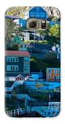 St. John's Harbor Galaxy S6 Case by David Pinsent