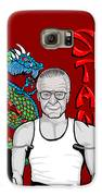 Stan Lee Galaxy S6 Case by Gary Niles