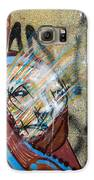 Street Art Valparaiso Galaxy S6 Case