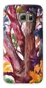 Summer Tree Galaxy S6 Case by Paula Marsh