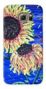 Sun Flowers And Wind Galaxy S6 Case